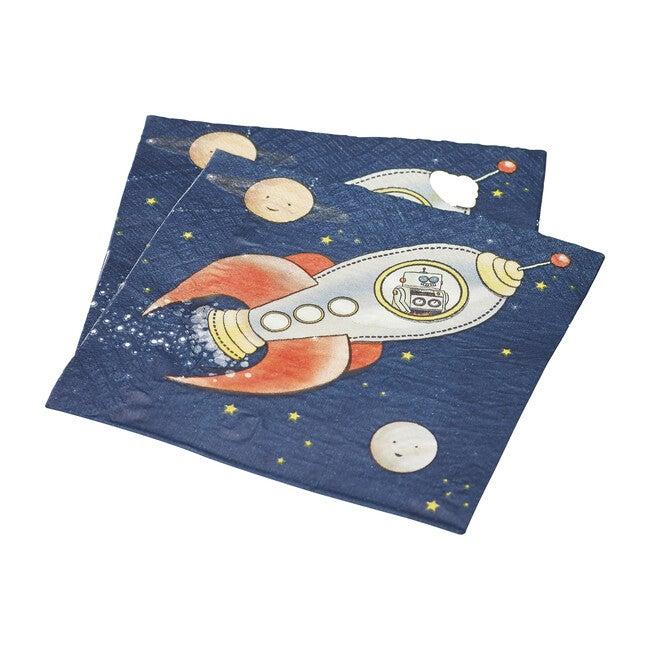 Paper Napkins, Space