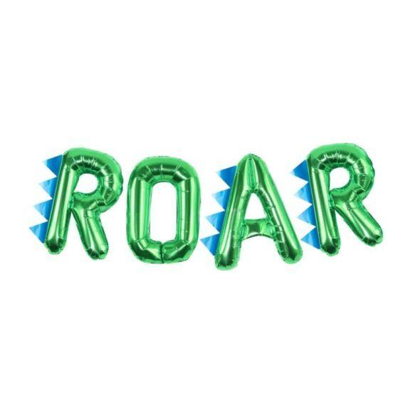 Roar Balloon Bunting