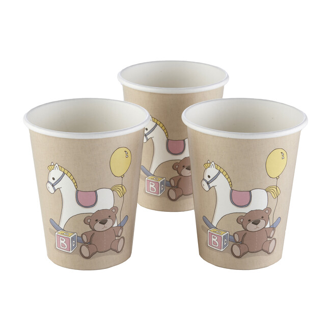 Paper Baby Shower Cups