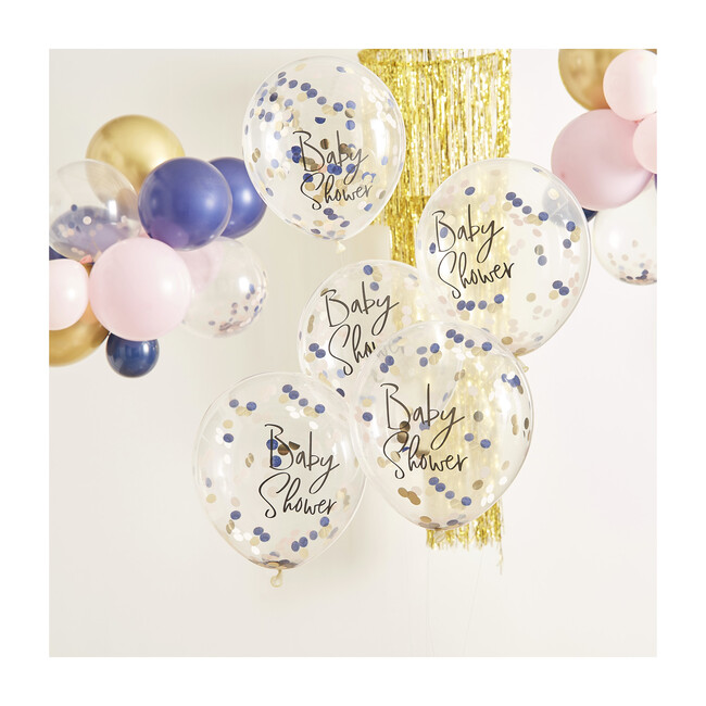 Confetti Baby Shower Balloons