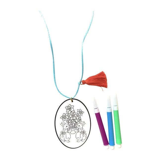 DIY Bunnies Necklace
