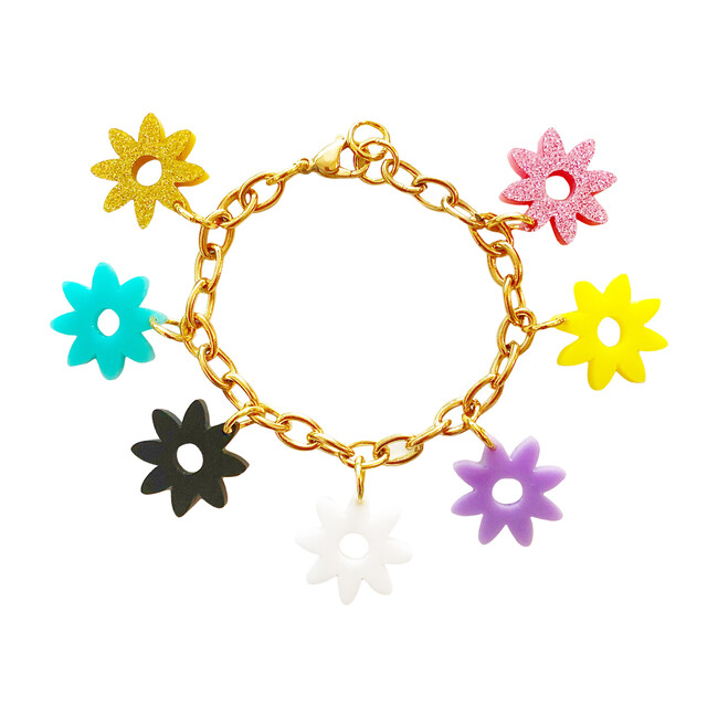 Wallflower Charms Bracelet