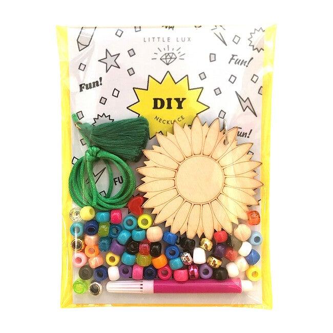 DIY Flower Necklace Kit