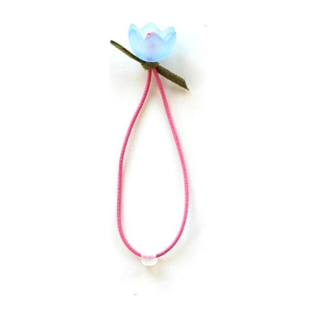 Tulip Hair Ties, Blue