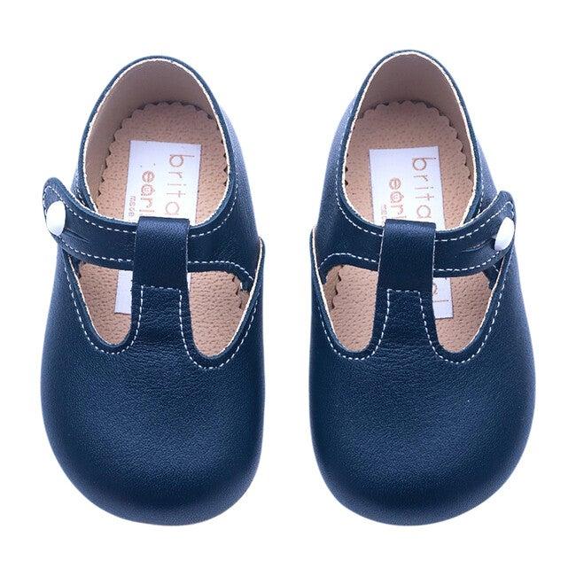 Alex British Pre-Walker Baby Shoe - Royal Navy