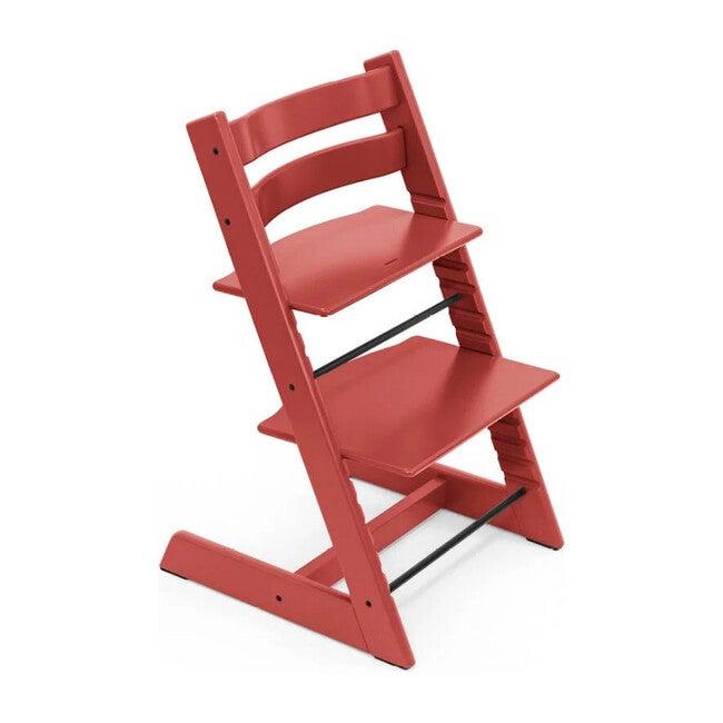 Tripp Trapp® Chair Warm Red - Highchairs - 1