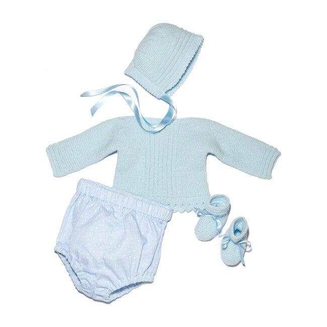 Newborn Boy Gift Set, Blue