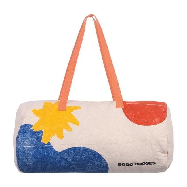 Landscape Sport Bag, Cream