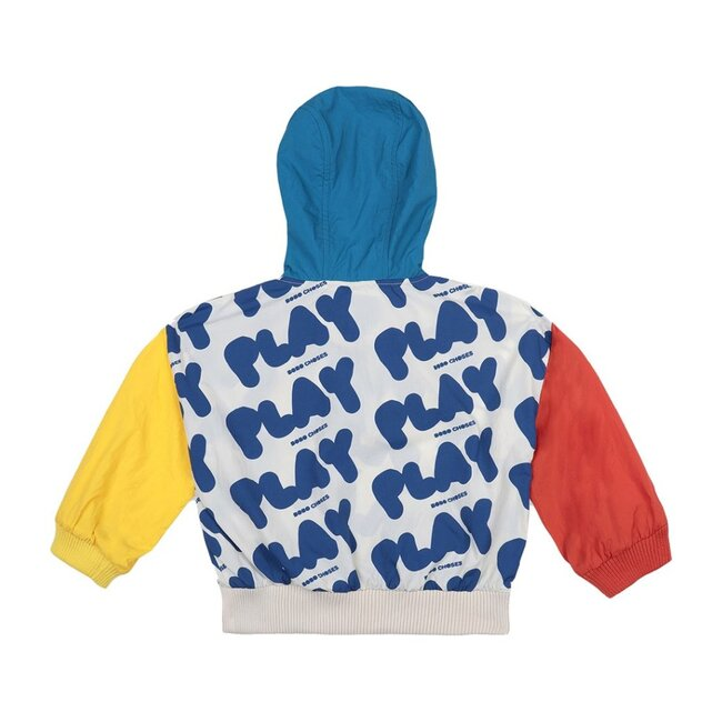 Play All-Over Raincoat, Multi