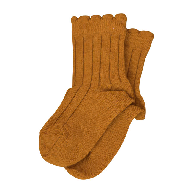 Willa Ankle Sock, Copper