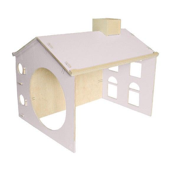 My Mini Desk House, Pink/Wood