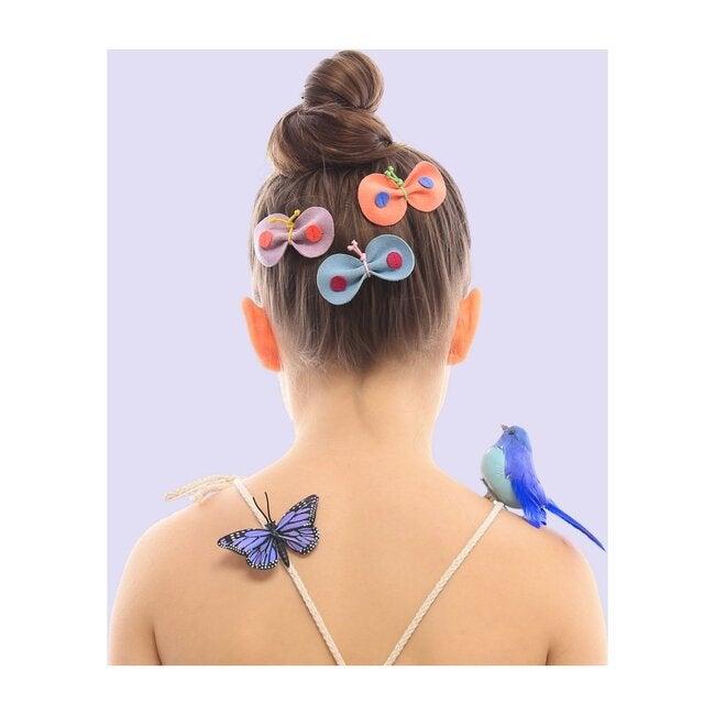 Skipper Hair clip, Lavender