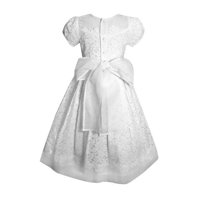 Gala Dress, White