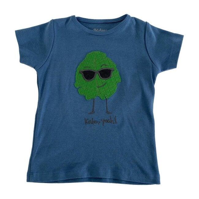 Kale Yeah T-Shirt, Blue