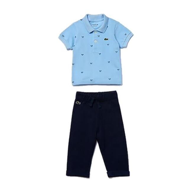 Outfit & Toy Set, Blue