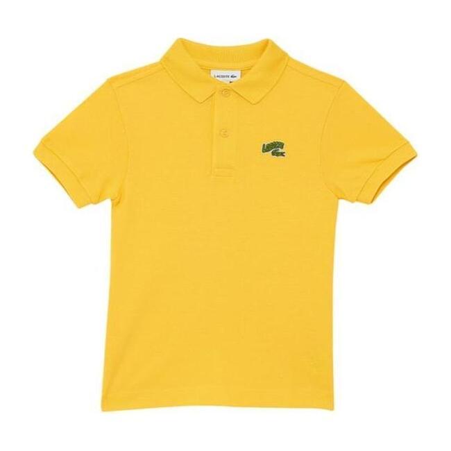 Icon Logo Polo, Yellow