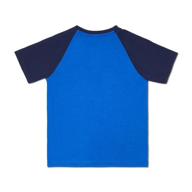 Colorblock Croc T-Shirt, Blue