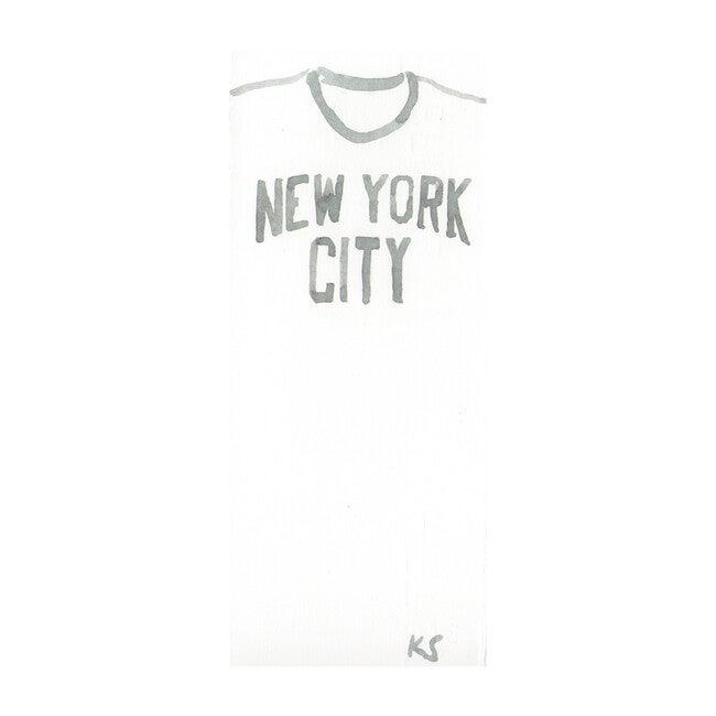 "New York City T-Shirt, 3.25"" x 8.75"""