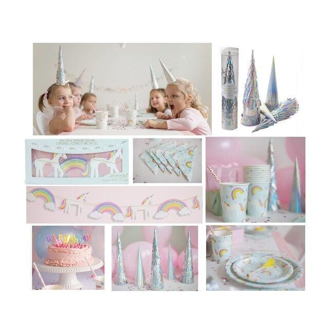 Magical Unicorn Birthday Party Bundle