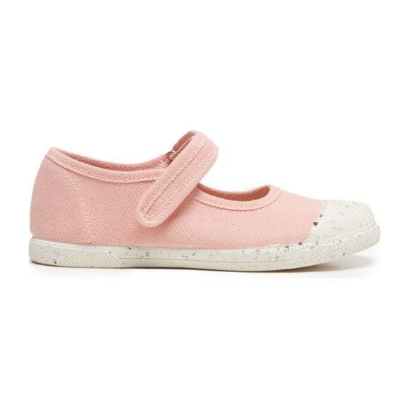 Mary Jane Sneakers, Peach