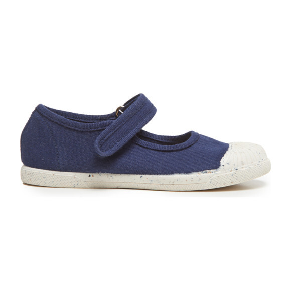 Mary Jane Sneakers, Navy