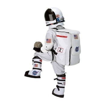 Astronaut Accessory Pack, Backpack, Boots and Gloves