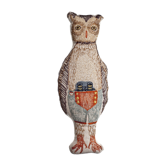 Owl Pocket Doll