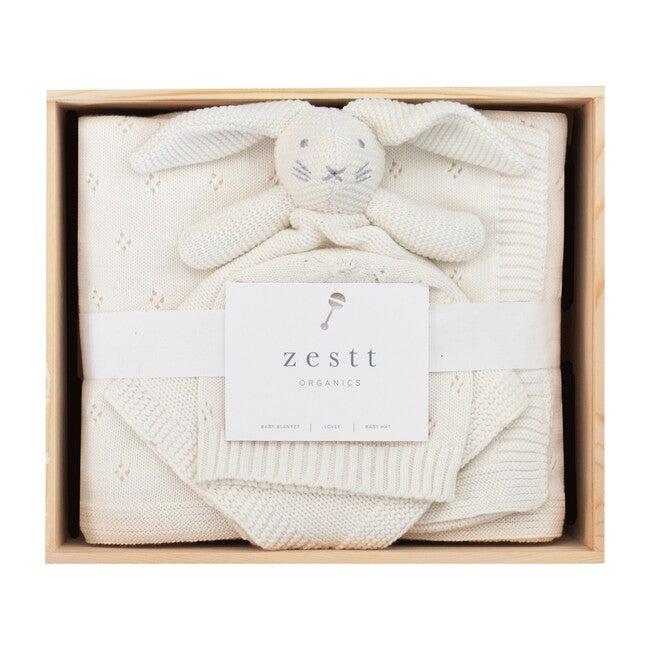Zestt Organics x Maisonette Exclusive Gift Set, White