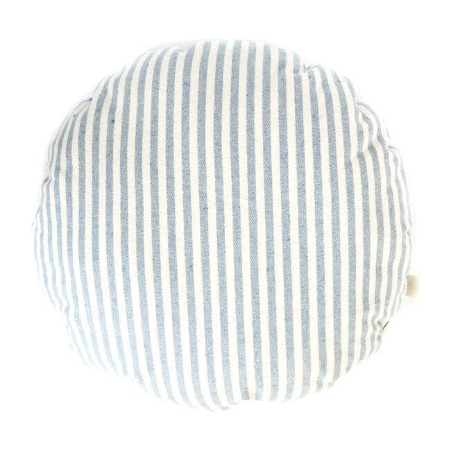 Luna Llena Striped Throw Pillow