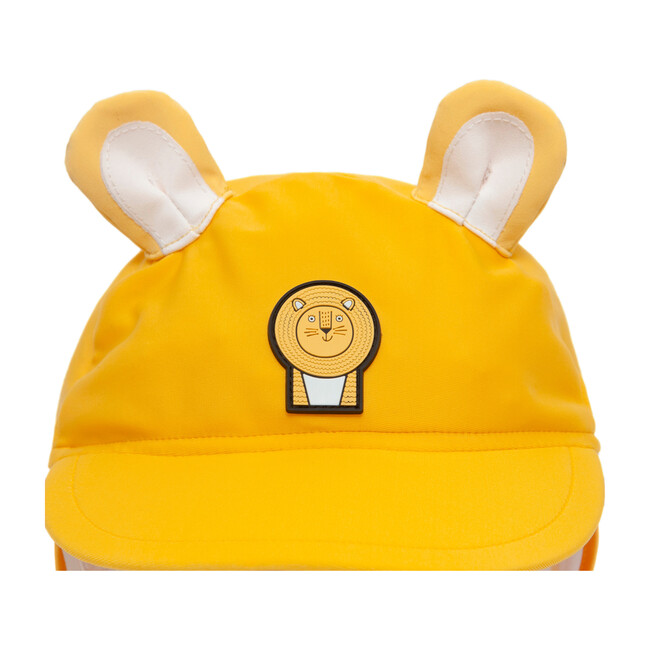 Kids Cub Summer Hat, Yellow
