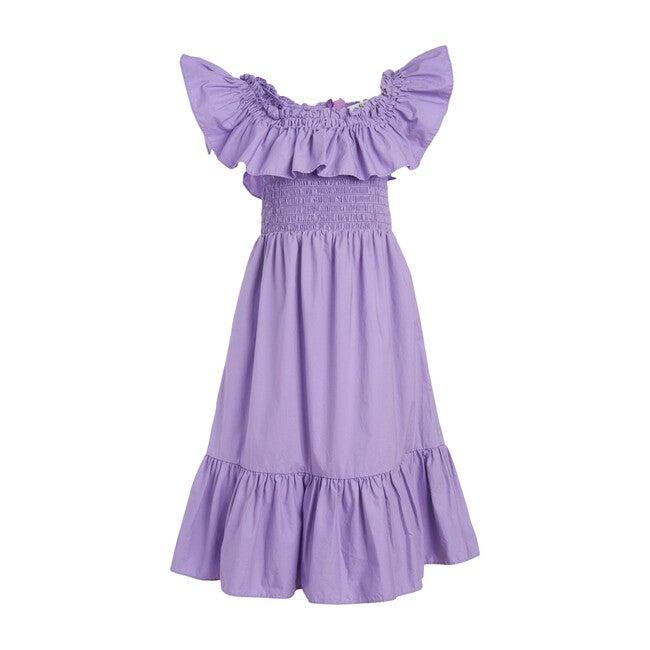 Varsha Dress, Lilac - Dresses - 1