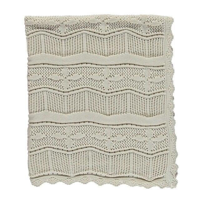 Silvia blanket Natural