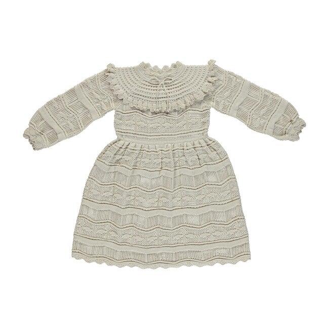 Silvia Dress Natural