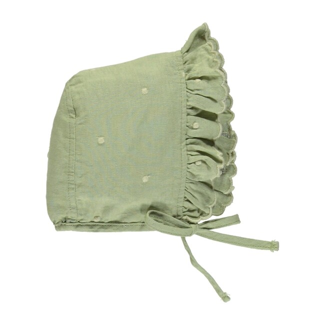 Olivia Bonnet Natural Green