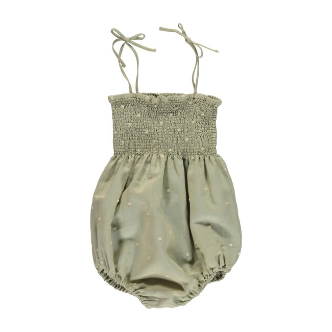 Olivia Overall Natural Green