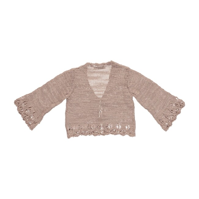 Marie Cardigan Dusty Rose