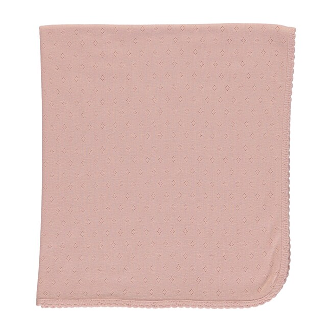 Bebe Blanket Light Rose
