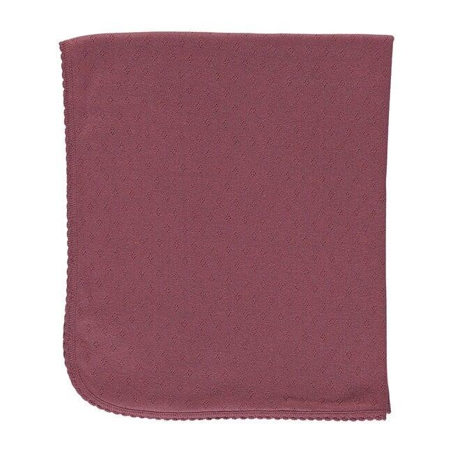 Bebe bBlanket Old Rose - Blankets - 1