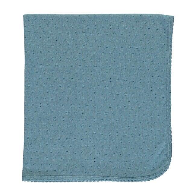Bebe Blanket Old Blue - Blankets - 1