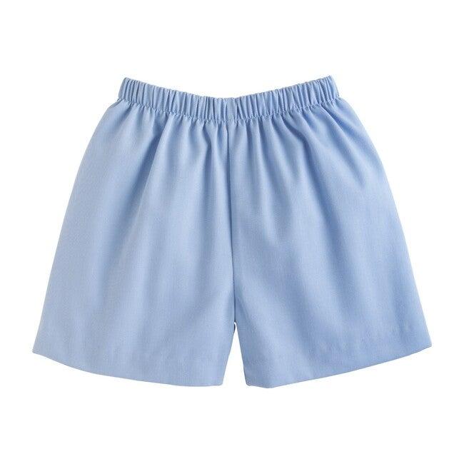 Basic Short, Light Blue Twill