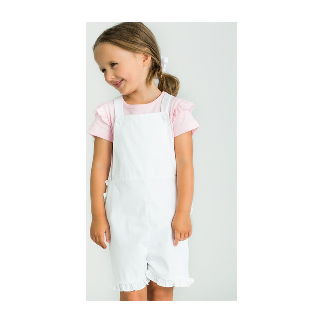 Amy Overall, White
