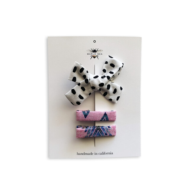 Zara & Madison Clip Set