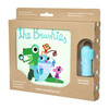 Willa the Whale Toothbrush with Book - Dental Hygiene - 1 - thumbnail