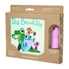 Pinky the Pink Toothbrush with Book - Dental Hygiene - 1 - thumbnail