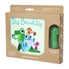 Chomps the Dino Toothbrush with Book - Dental Hygiene - 1 - thumbnail