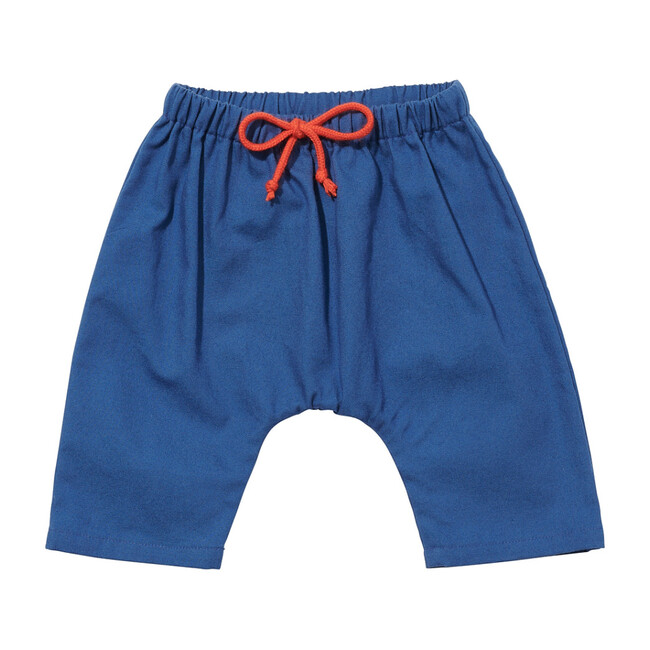 Flex Baby Pant Piped, Blue