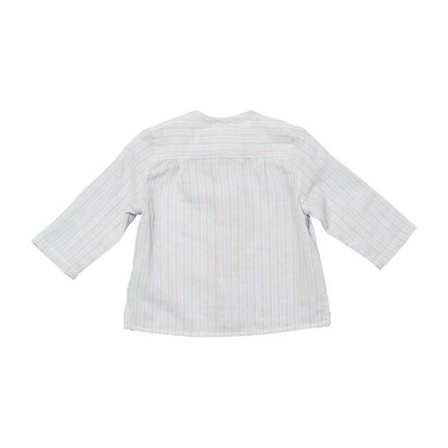 Lupo Baby Shirt, Signature Stripe