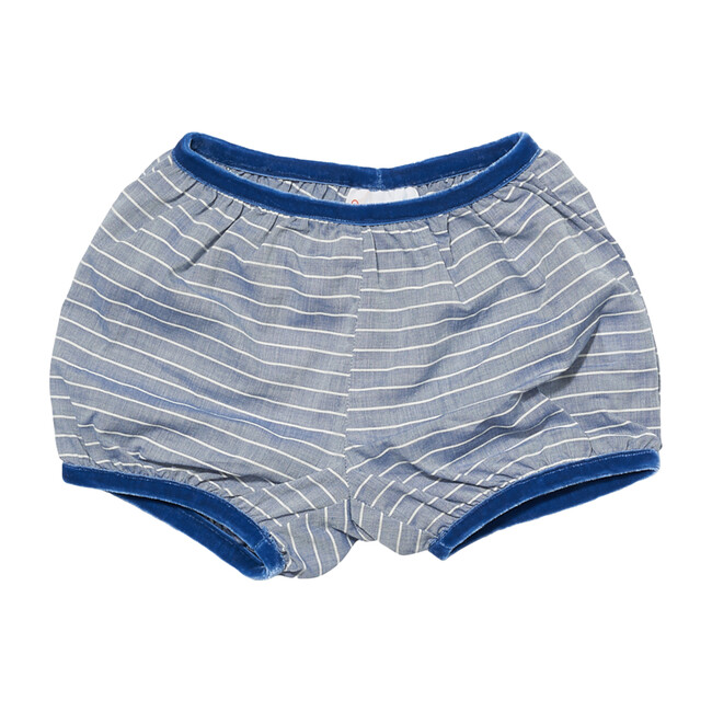 Althea Bloomer, Chambray Stripe