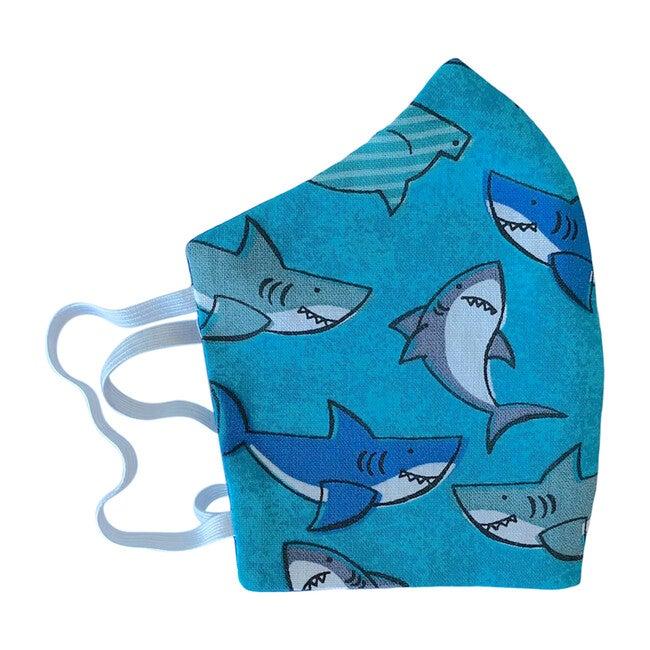 Kids Sharkie Facemask Bundle of 3