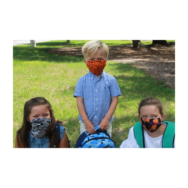 Kid Facemask bundle of 3, Spooks & Ghosts